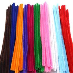 Chenille Stems Pipe Cleaners Wire Stem 8mm 100 Pcs Multi Col