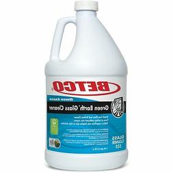 Betco Cleaner f/Glass&Hard Surfaces Concentrated 1 Gal Blue