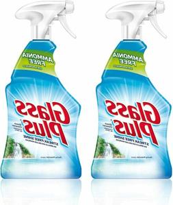 GLASS PLUS CLEANER TRIGGER 32 oz.