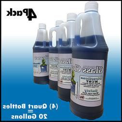 Commercial Glass Cleaner    20Gallons, Dilutes to 200gallons