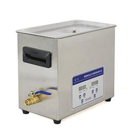 Zeny® Commercial Ultrasonic Cleaner 6.5L Large Capacity Sta