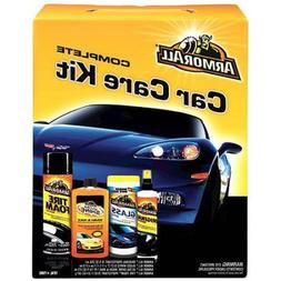 Armor All 4-Piece Complete Car Care Kit