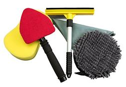 Complete Car Cleaning Kit by AUTO STATION - Exterior and Int