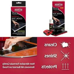 Weiman Complete Cleaning Care Kit Cooktop Ceramic Products G