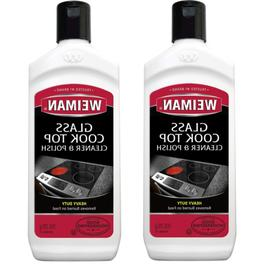 cooktop cleaner and polish 10 ounce 2