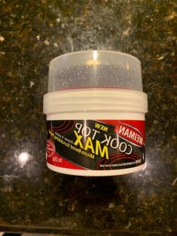 Weiman Cooktop Cleaner Max Glass Polish Remove Burned-On Foo
