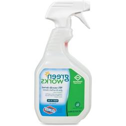 COX00459CT - Green Works Natural Glass/Surface Cleaner