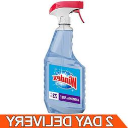 Windex Crystal Rain Glass Cleaner​ 23.0 Fluid Ounce