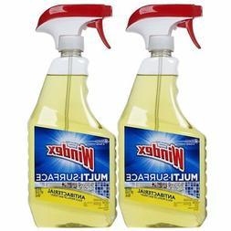 Windex Antibacterial Multi-Surface Cleaner, 26 Fl Oz Spray B