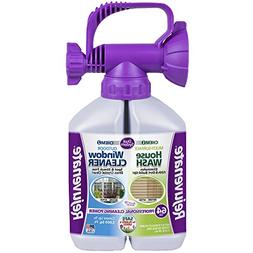 Rejuvenate Dual System Outdoor Window Cleaner & House Siding