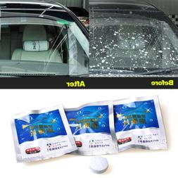 Effervescent Spray Cleaner Car Windshield Glass Cleaning Con