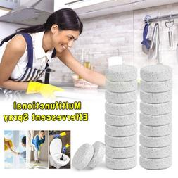 effervescent spray cleaner tablets multifunctional auto supp