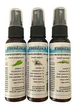 Eyeglasses/iPhone/Ipad Cleaner. Herbal. Natural. Combo: Pack