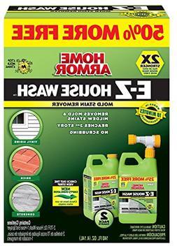 Home Armor FG514B EZ House Wash Hose End, 70-Ounce, 2-Pack,