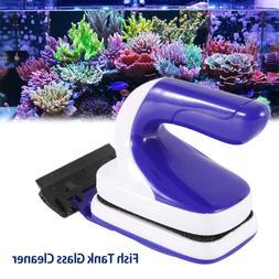 Floating Magnetic Brush Aquarium Fish Tank Glass Algae Scrap