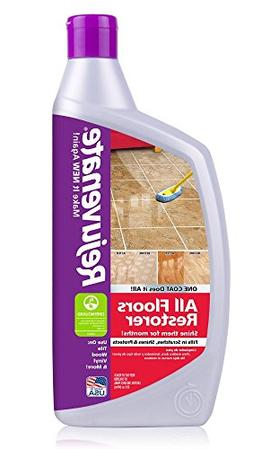 Rejuvenate All Floors Restorer Fills in Scratches, Protects
