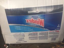 Windex Glass Cleaner, 5 Gallon Bag-in-Box Dispenser SJN69650