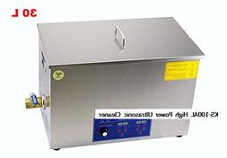 30L High Frequency Ultrasonic Cleaner Industrial Ultrasonic