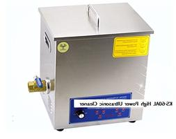 14L High Frequency Ultrasonic Cleaner Industrial Ultrasonic