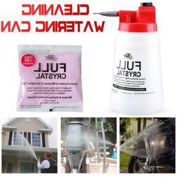 full crystal refills cleaner car wash spray