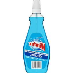 Windex Glass and Multi-Purpose Cleaner, 12 Pump Spray Bottle