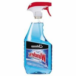 Windex Glass & Surface Cleaner, 12 Trigger Spray Bottles