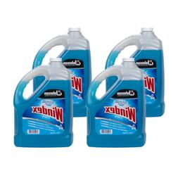 Windex Glass & Surface Cleaner, 4 Gallons