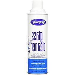 Glass Cleaner, 19 oz., White