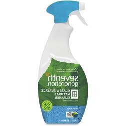 Seventh Generation Natural Glass Cleaner - Spray - 32 fl oz