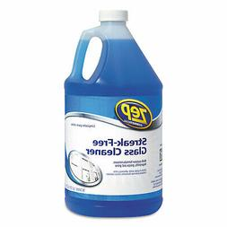 Glass Cleaner, Streak-Free, Fast Drying, 1Gallon, Refill
