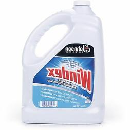 Windex Glass Cleaner Refill Powerized 1 Gallon 4/CT 696503