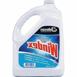 Windex Glass Cleaner Refill Powerized 1 Gallon 4/CT 696503CT