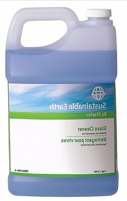 Sustainable Earth  Glass Cleaner Refill, Ready To Use, 1 Gal