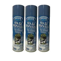Sprayway Glass Cleaner Spray 23 oz Cans 3ct