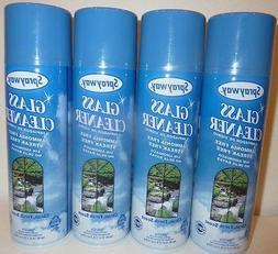 Glass Cleaner Streak Free Clean, Fresh Scent Sprayway   23 O