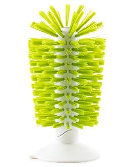 Glass Cleaning Brush By Lemonade: Standing Wine Glass And Bo