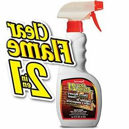 Imperial KK0047 Clear Flame 2 In 1 Glass and Masonry Cleaner