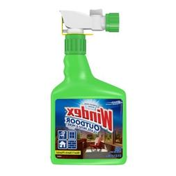 Windex Outdoor Glass and Patio Concentrated Cleaner 32 Fluid