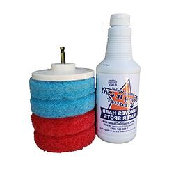 Glass Shower Door Cleaner Kit, Mold and Mildew Remover, Remo