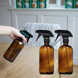GLASS SPRAY BOTTLES for Cleaning Products Homemade Cleaners