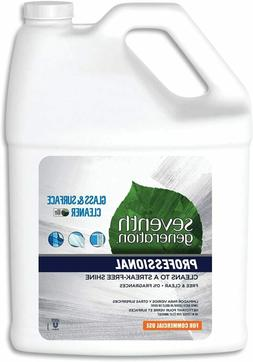 Seventh Generation Professional Glass  Surface Cleaner Refil