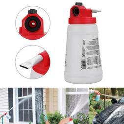 Glass Window Cleaner Spray Bottle Handheld Home Cleaner Tool