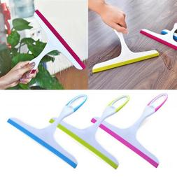 Glass Window Wiper Scrub Cleaner Squeegee Shower Bathroom Mi