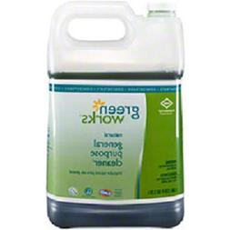 Green Works 30419 General Purpose Cleaner Concentrate, 1 gal
