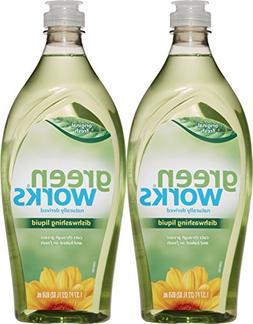 Green Works Natural Dishwashing Liquid Original Scent Value
