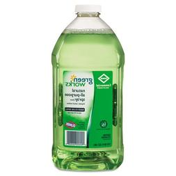 Green Works Naturally Derived All-Purpose Cleaner, Original,