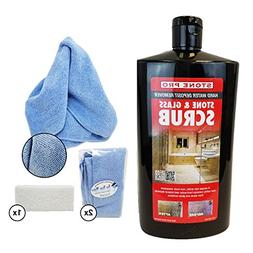 Stone Pro Hard Water Deposit Remover - Stone and Glass Scrub