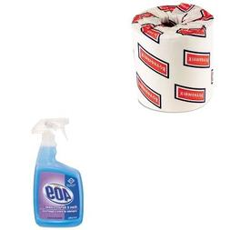 KITBWK6180COX35293CT - Value Kit - Clorox Glass and Surface