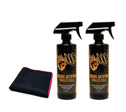 McKee's 37 Krystal Vision Glass Cleaner 2 Pack Combo