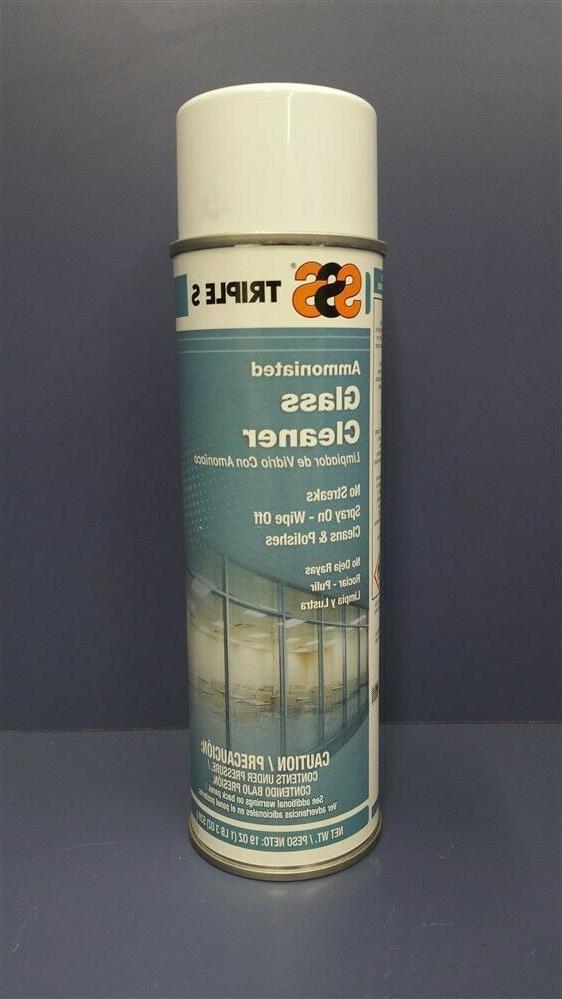 Glass No-Streaks - Spray-On, Wipe Off